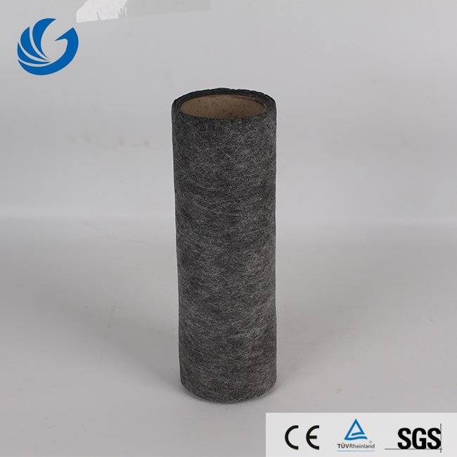 熔喷活性炭无纺布